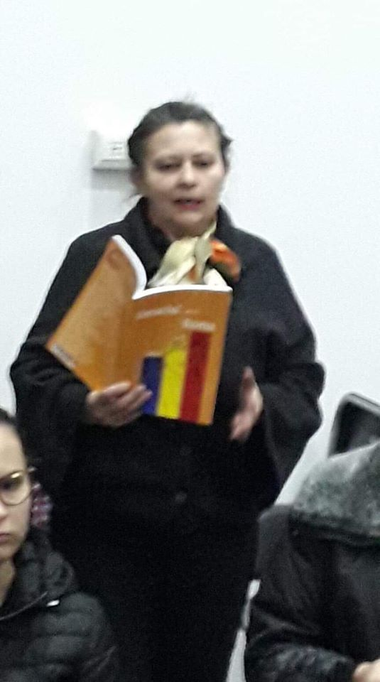 Medalion Eugenia Rada Ioniță